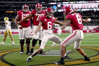Alabama Opens as Favorite to Win Fourth National Championship in Playoff Era