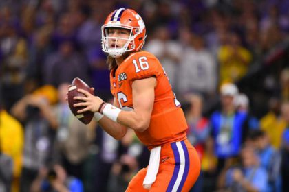 2021 NFL Draft Odds: Clemson's Lawrence On His Way to Jacksonville?
