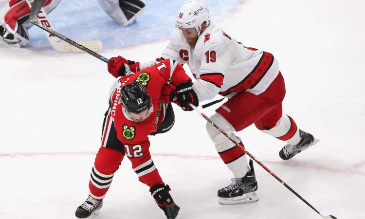 NHL Preview and Best Bets (February 19): Blackhawks, Hurricanes Look to Stay Hot