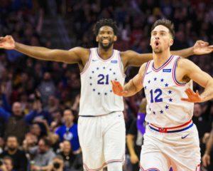 Philadelphia 76ers a Consensus Moneyline Favorite Over Cleveland Cavaliers