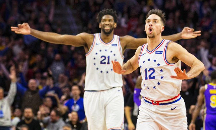 Philadelphia 76ers a Consensus Moneyline Favorite Over Cleveland Cavaliers