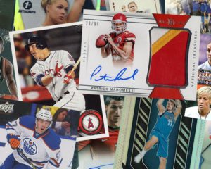 A New Form of Sports Betting: The Sports Card Market is Booming