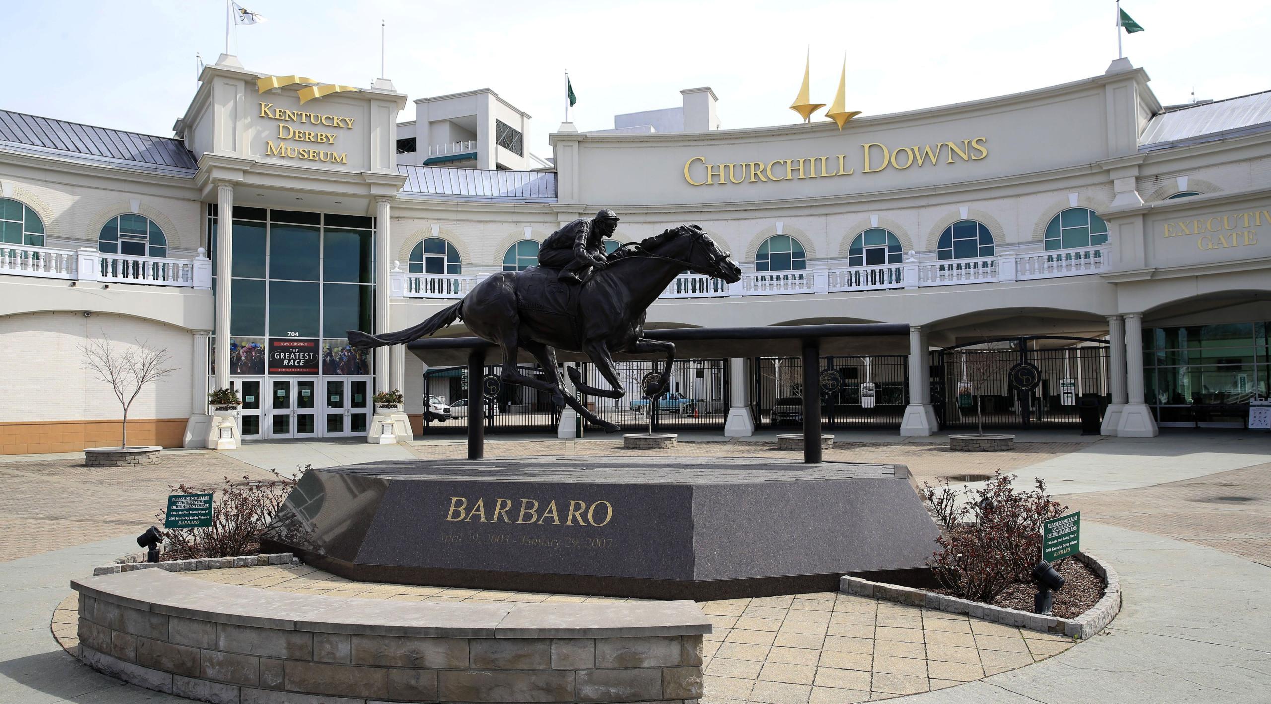 Kentucky Derby Rescheduled To September