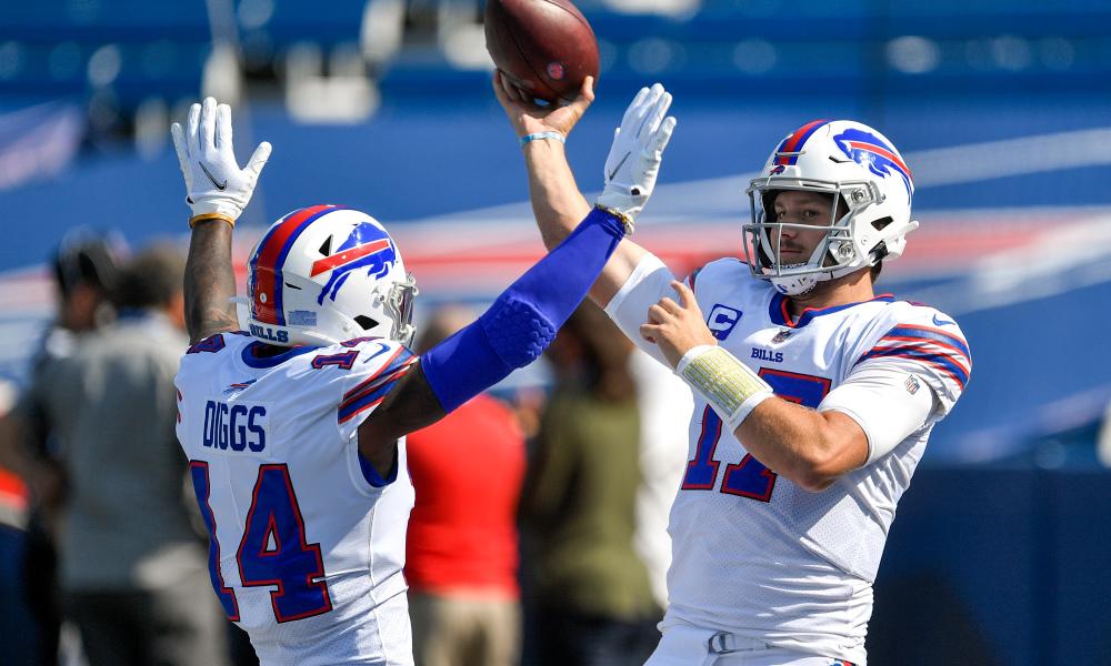 Rams Bills Football