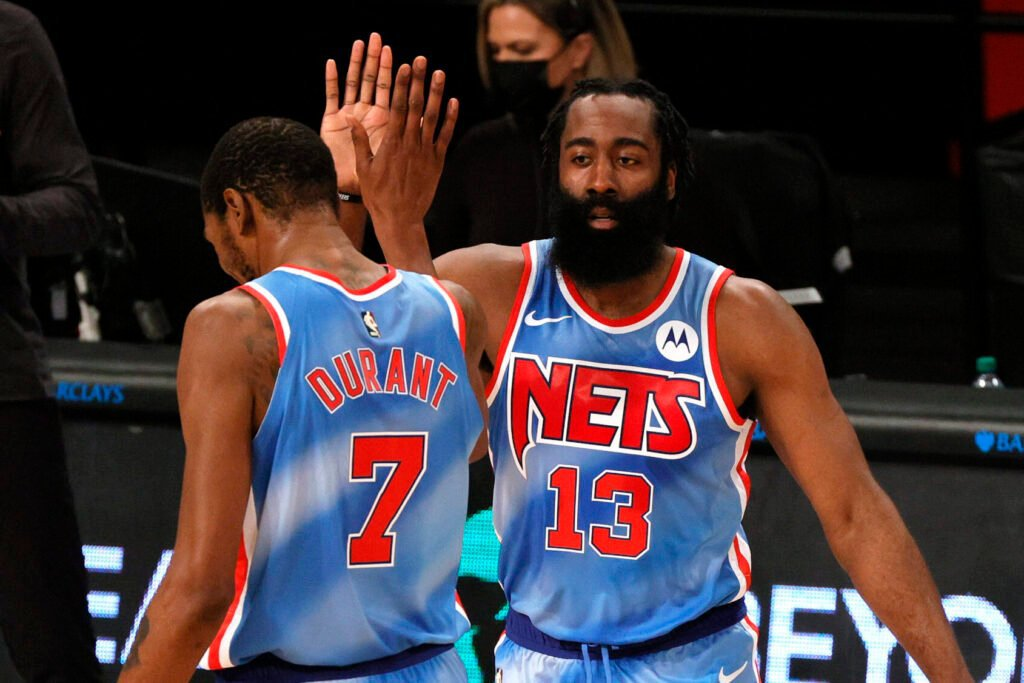NBA Championship Odds: Harden Trade Boosts Nets' Position