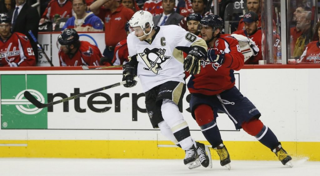 Capitals vs Penguins Betting Preview: Penguins Seek Consecutive Wins