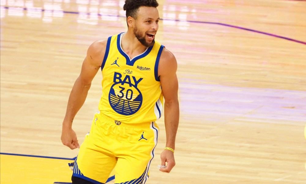 USP NBA: PORTLAND TRAIL BLAZERS AT GOLDEN STATE WA S BKN GSW POR USA CA