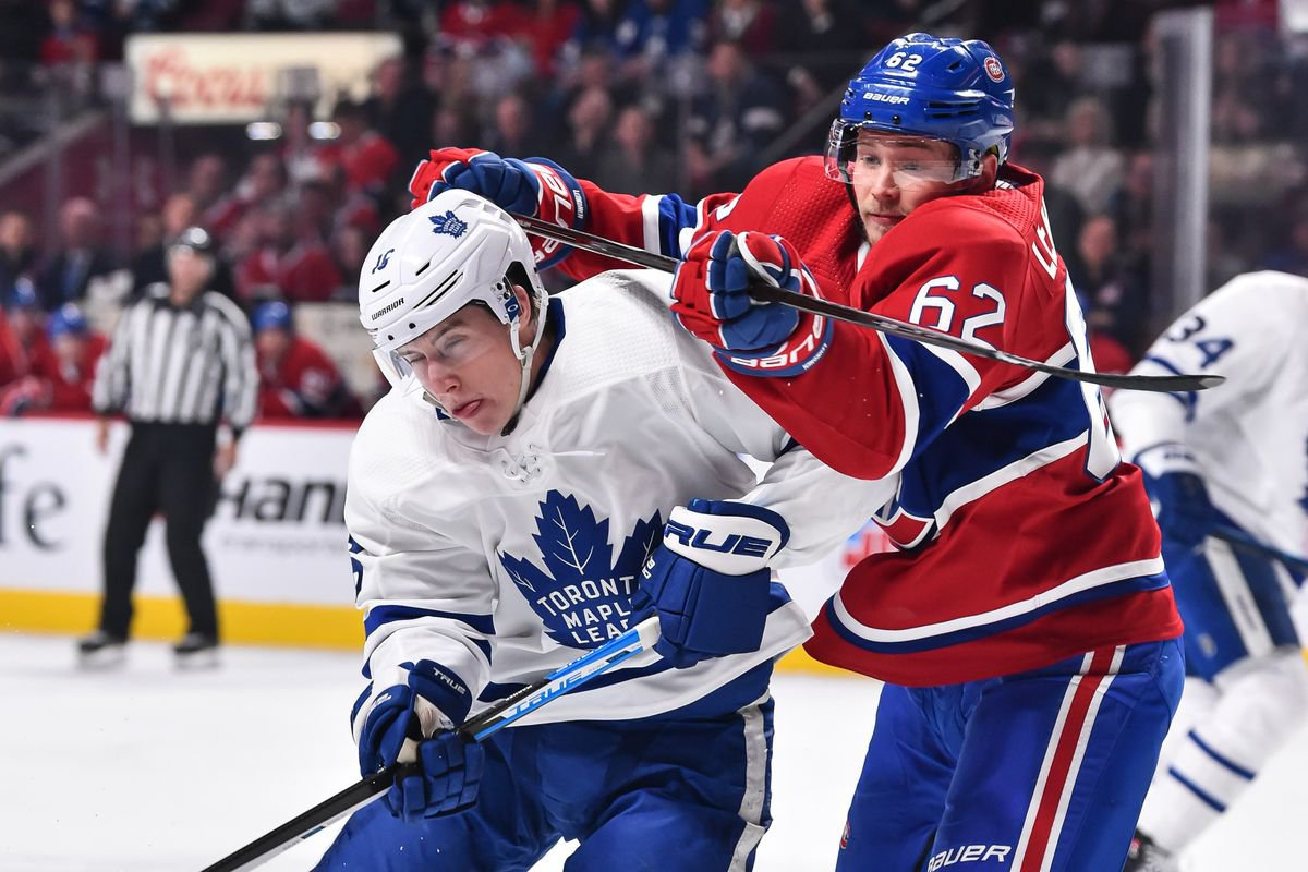 NHL Betting Preview and Best Bets (February 10): Leafs, Canadiens Renew Rivalry