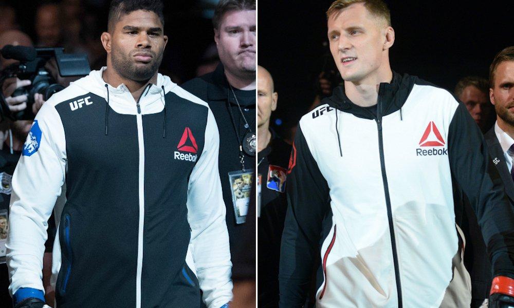 Overeem in Rare Underdog Role vs Volkov in UFC Fight Night 184 Main Event