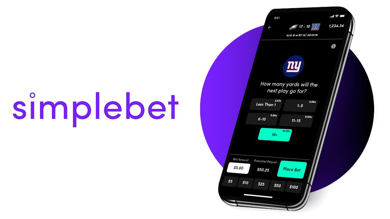Simplebet Holds a Big Slice of the Sports Betting Future
