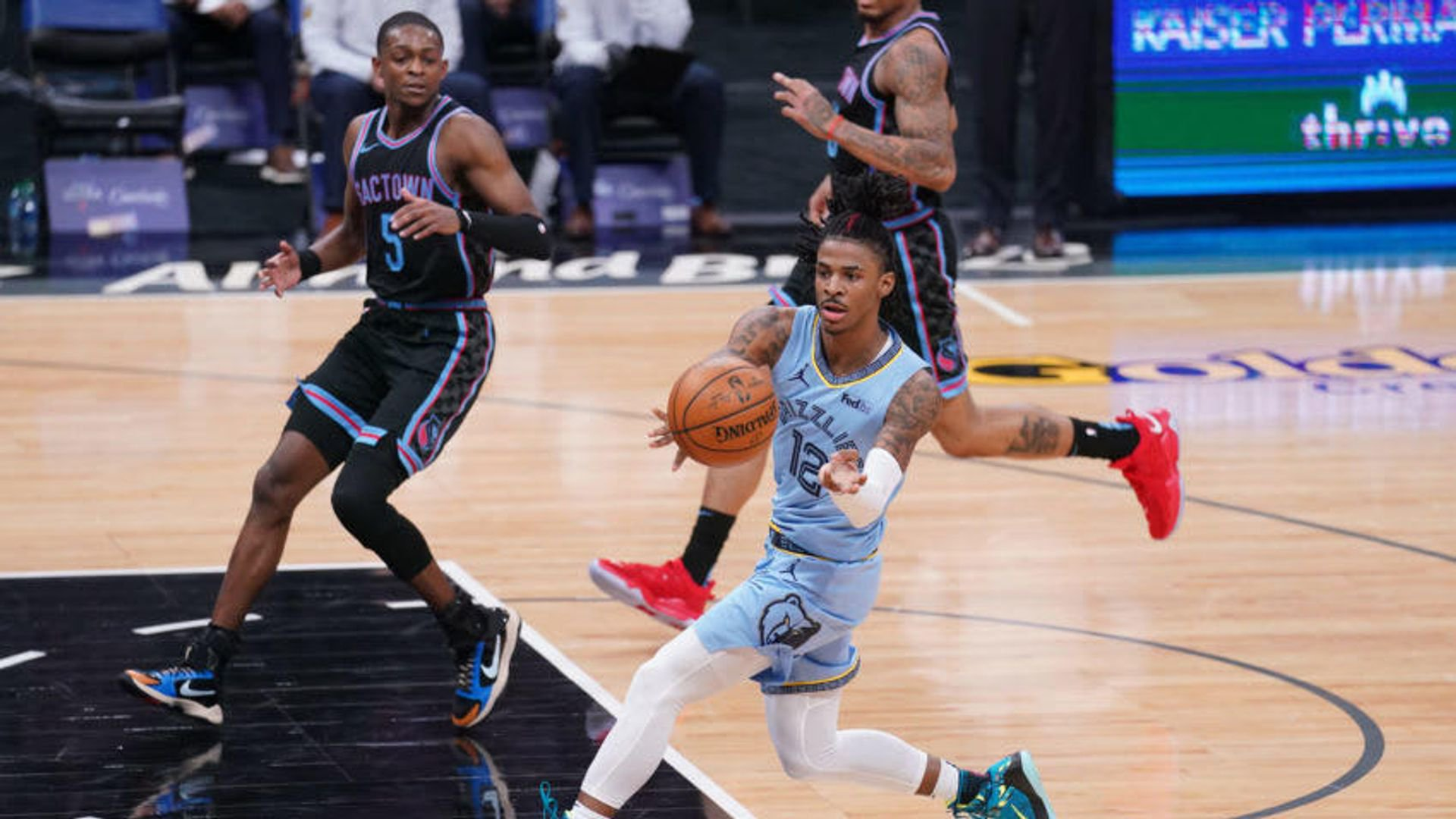Memphis and Washington Looking to Extend 4-1 ATS Runs as NBA Second Half Opens Tonight