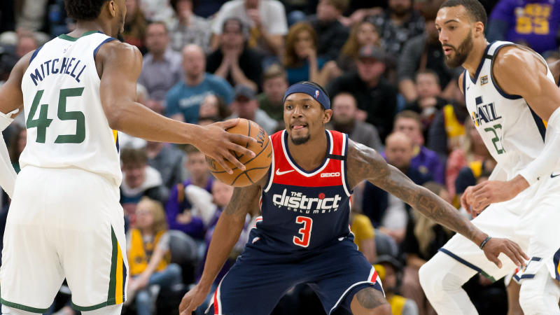 Does the Wizards' Back-to-Back Record Make Them a Play Against the Jazz?