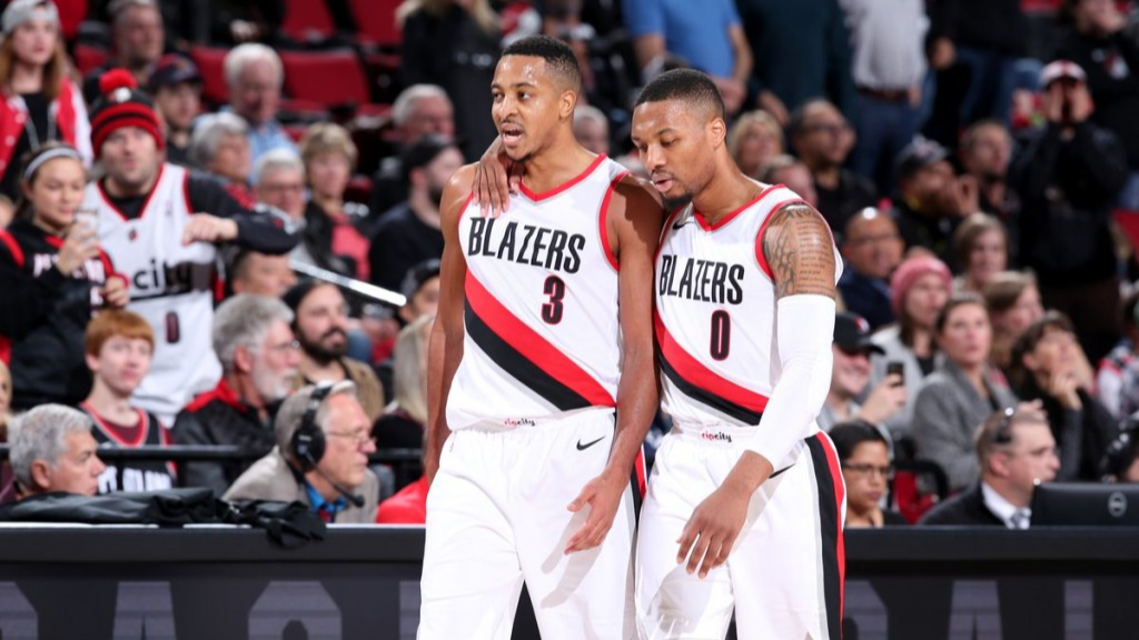 Blazers Backed to Banish Blowout Blues With Nets in Town