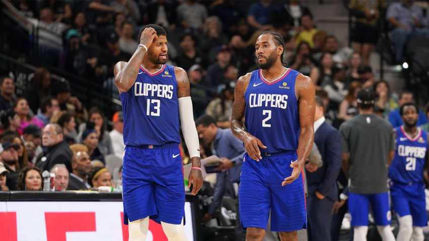 Rested Bucks Looking to Disrupt Surging Clippers' Five-Game Win Streak
