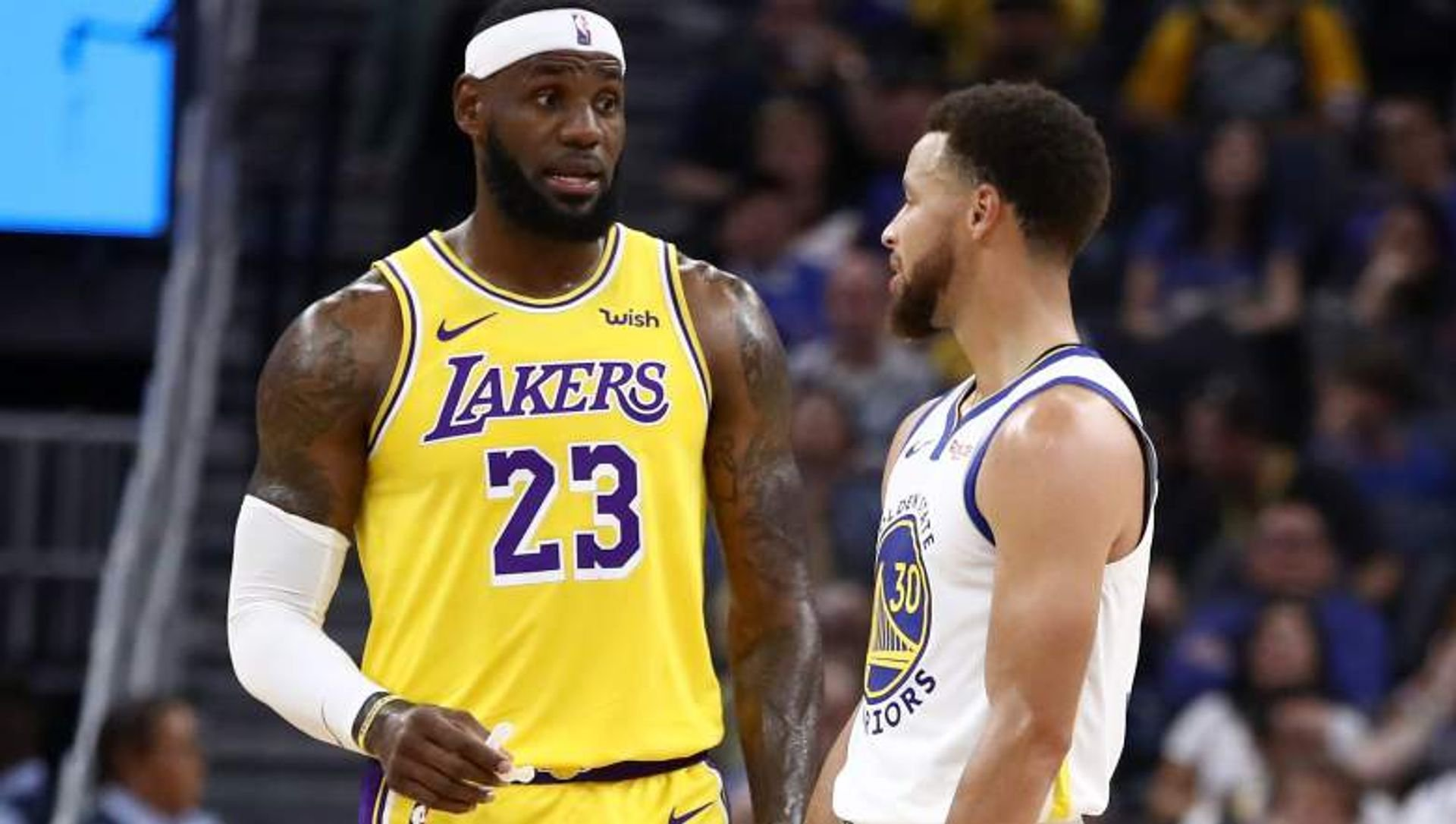 Shorthanded Lakers Visit Winded Warriors Looking To Extend Win Streak at Oracle