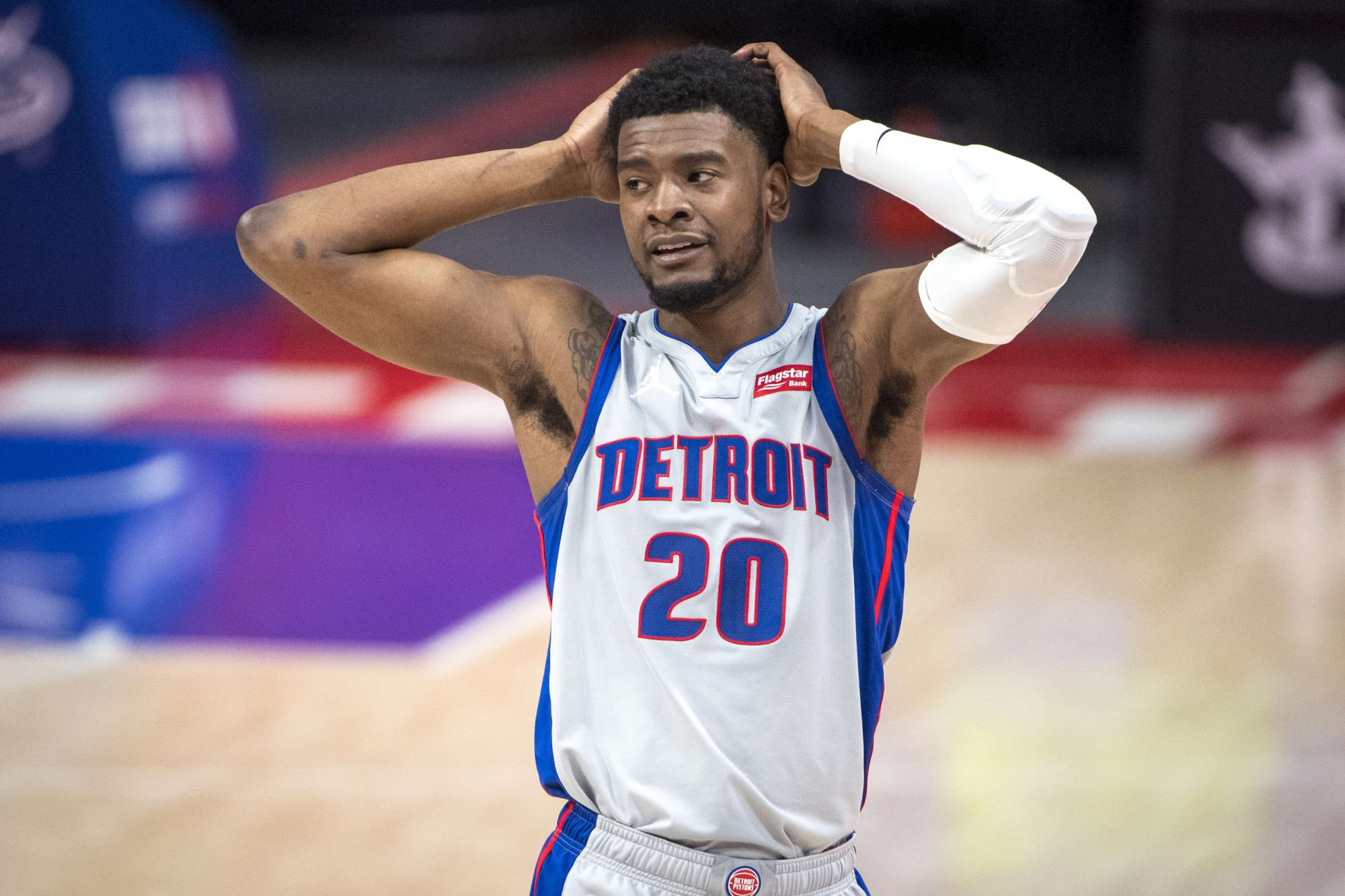Pistons Look To Go 3-0 Against Struggling Raptors This Month