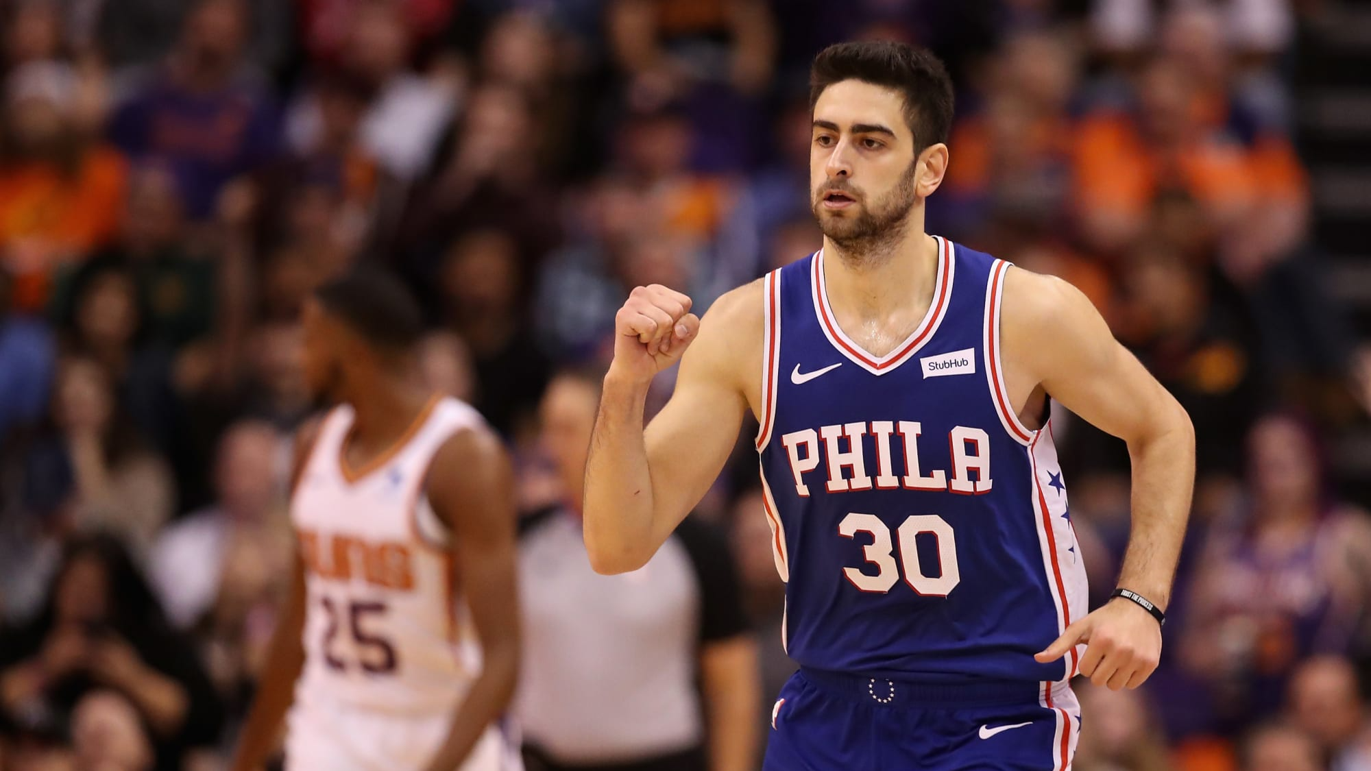 Shorthanded Lakers Face Long Odds Against East-Leading Sixers