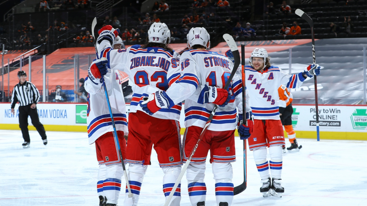 Flyers Seek Revenge Over Rival Rangers After Two Recent Routs