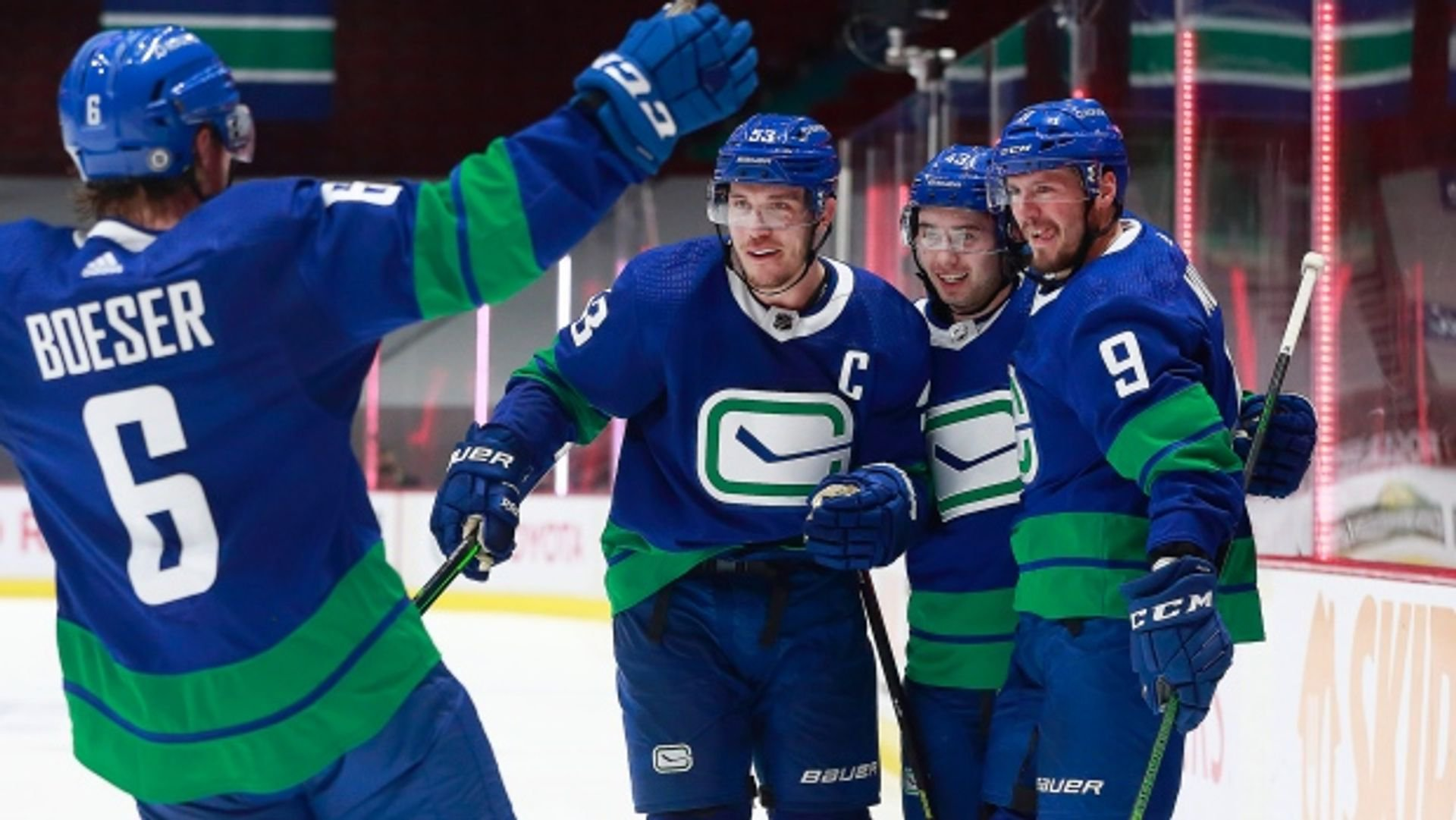 Value in Vancouver As Surging Canucks A Good Bet to Down Canadiens Again