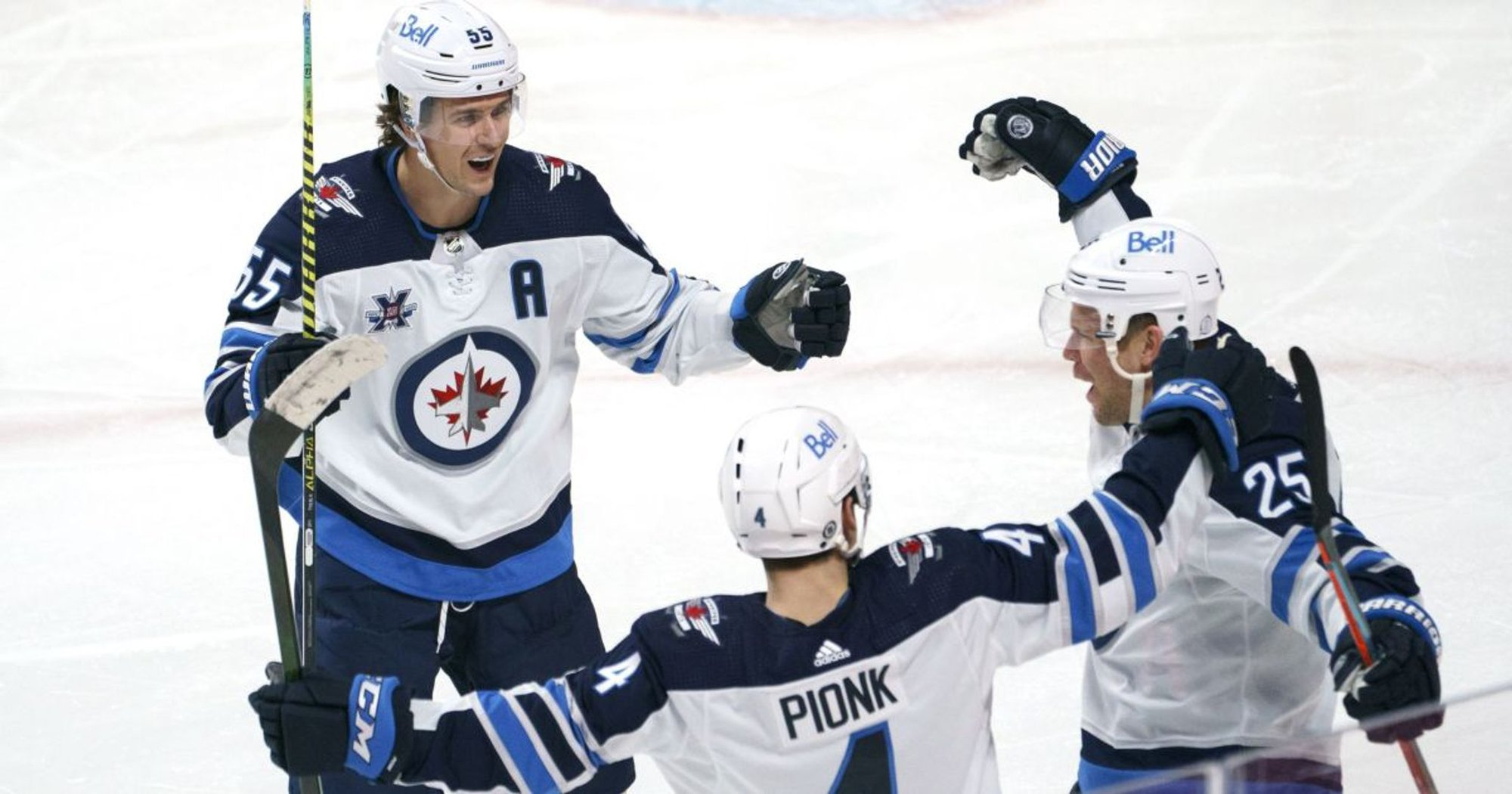 Jets the Bet to Maintain Winning Ways Against Canadiens
