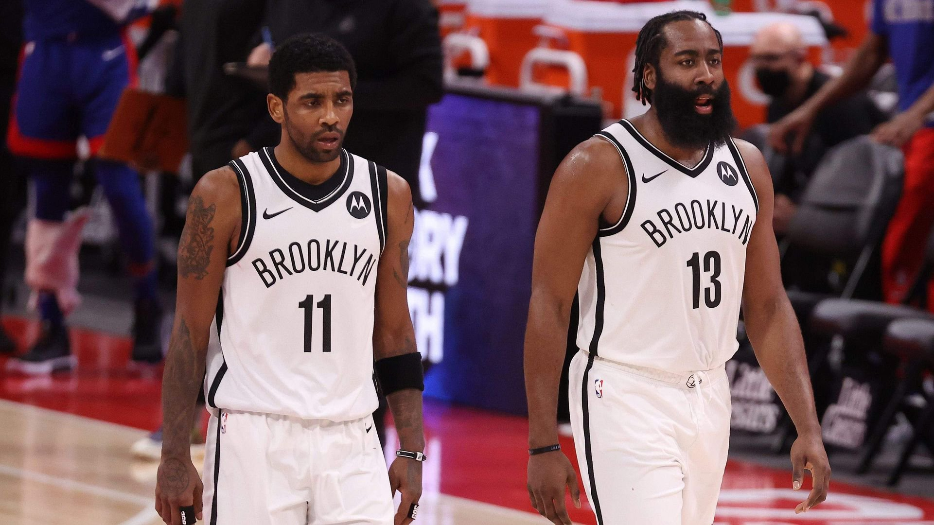 Harden, Nets Favored to Extend 10-1 Run with Celtics in Town