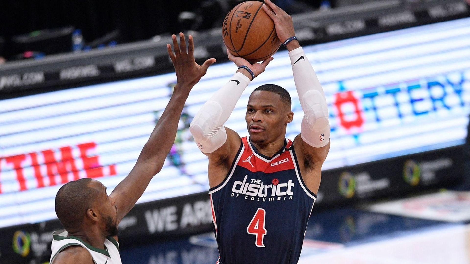 NBA's Worst Defenses Duel in D.C. as Wizards Host Kings