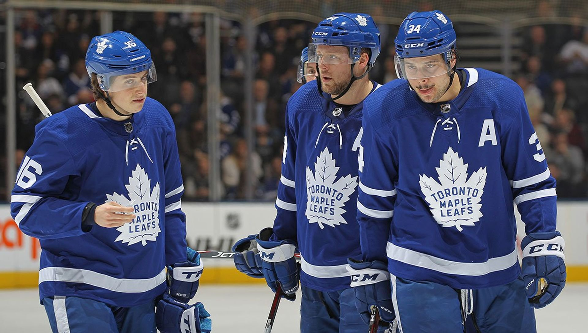 Lock in the Leafs to Rebound From Rare Loss Versus Vancouver