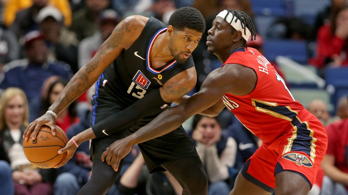 Kawhi Questionable, But Clippers Still Favored to Down Sixers at Staples