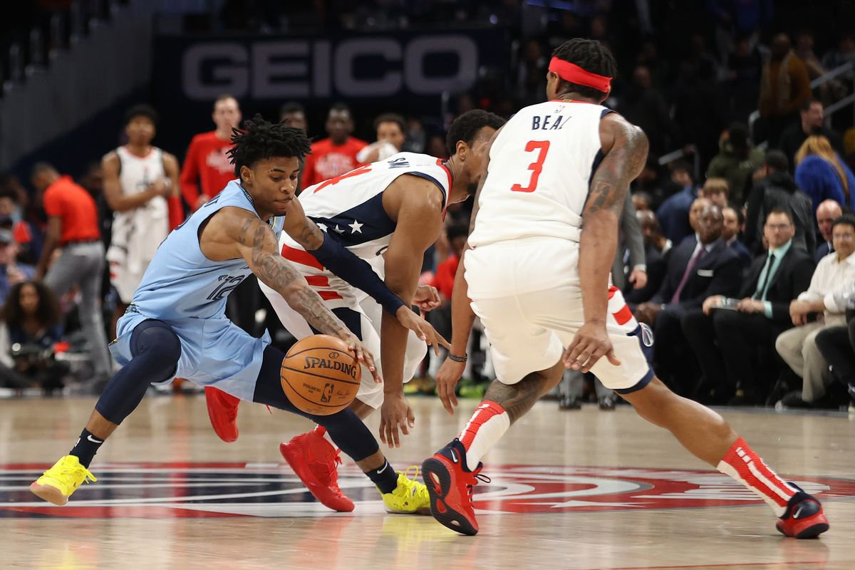 Wizards Look to Stay Hot as Slight Home Underdogs Against the Grizzlies