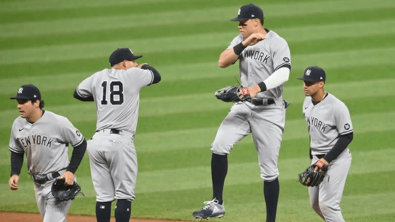 MLB Betting Preview (April 25): Yankees Seek Sweep in Cleveland, A's Aim for 14th Straight Win, and More