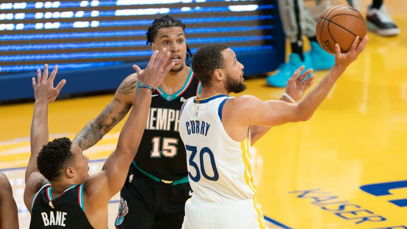 Grizzlies vs Warriors Preview: Steph, Warriors a Strong Home Favorite to Oust Morant, Memphis for Final First Round Berth
