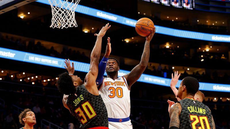 #4 New York Knicks vs #5 Atlanta Hawks Series Betting Preview: Hawks Slightly Favored, But Randle, Knicks Set for Winning Postseason Return