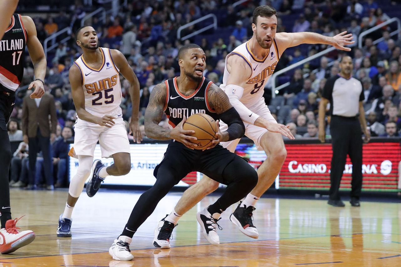 Trail Blazers vs Suns Preview: Blazers Bid for Back-to-Back Wins Over West's Top Two Teams