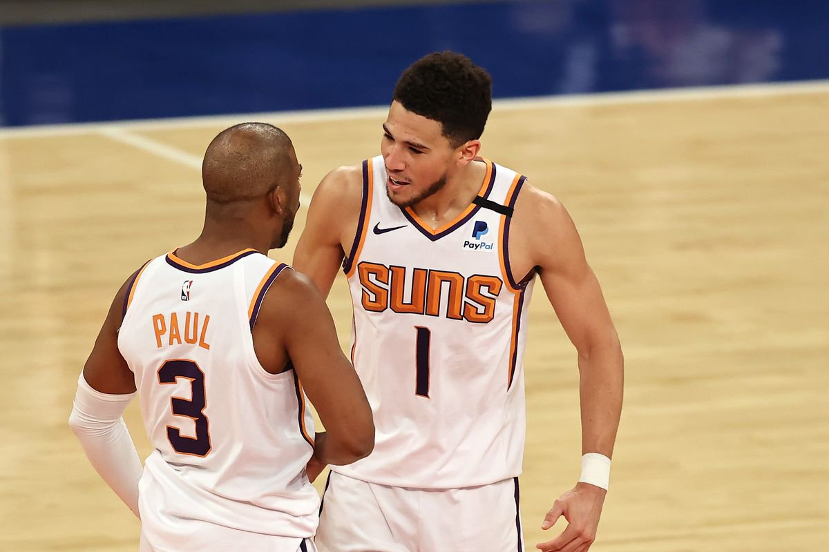 New York Knicks vs Phoenix Suns Betting Preview:  Two of the Best Play On Teams in the League Look For Rebound Wins in Phoenix