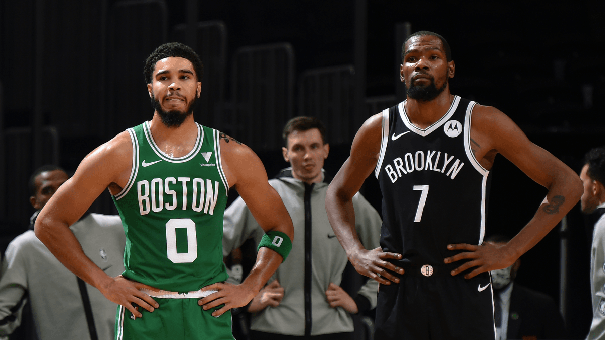 #2 Brooklyn Nets vs #7 Boston Celtics Series Betting Preview: What Brown Can't Do for Celtics Should See Short Series for Favored Nets