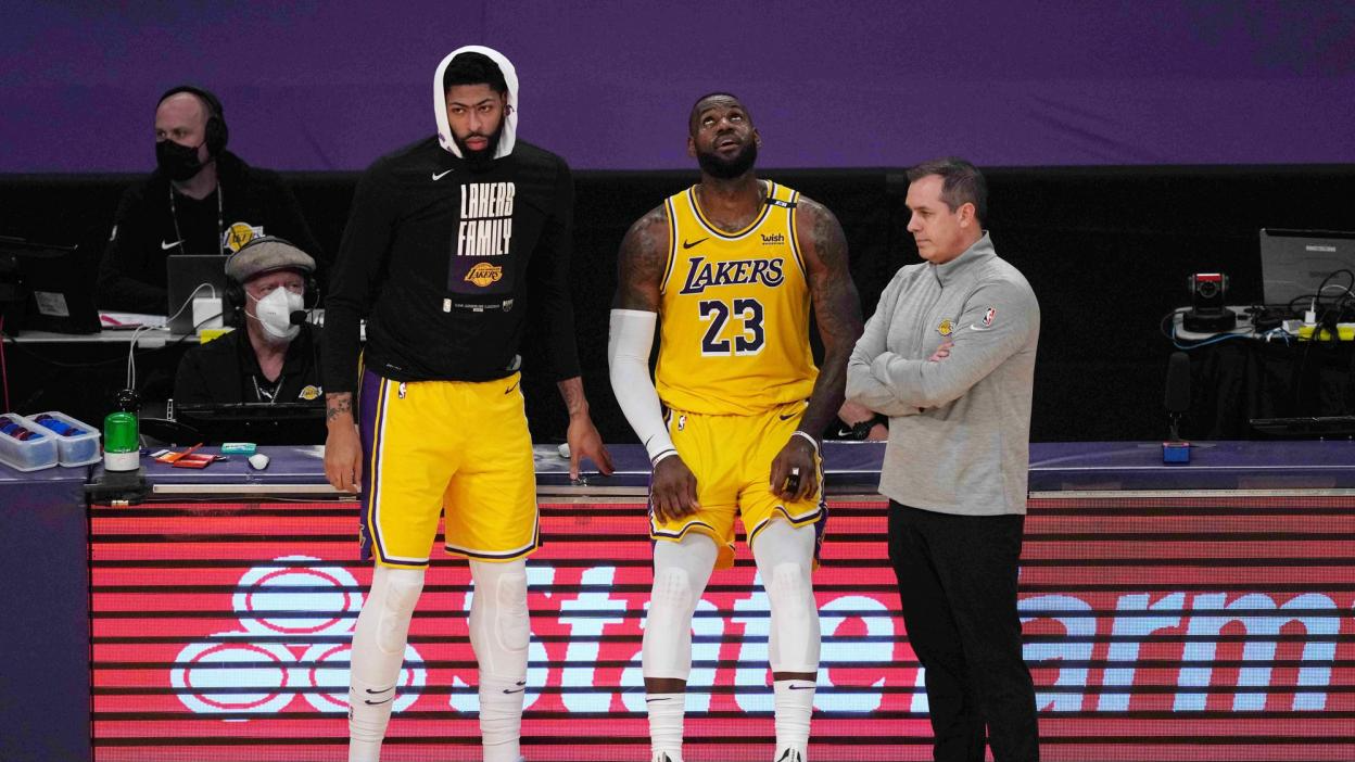 Los Angeles Lakers loss shifts the NBA futures landscape