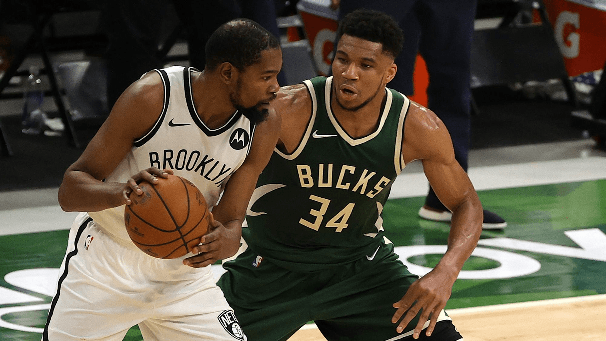 #2 Brooklyn Nets vs #3 Milwaukee Bucks Series Betting Preview: Things Are About to Get Real in the Eastern Conference