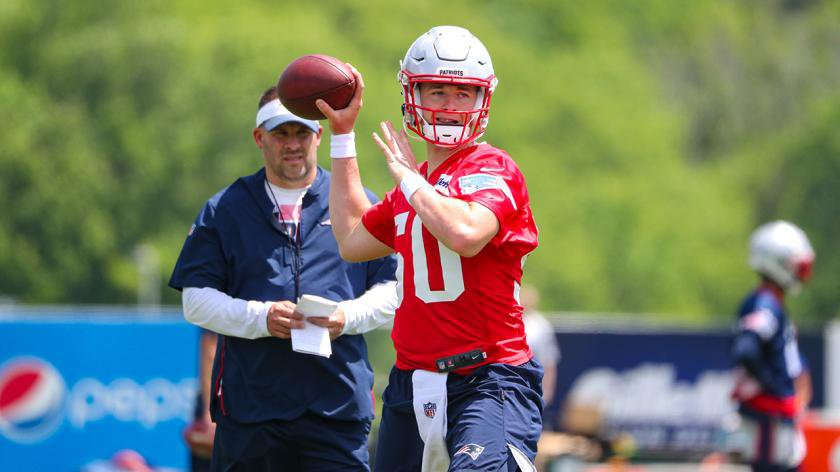 How can Mac Jones and the Patriots influence the NFL betting market?