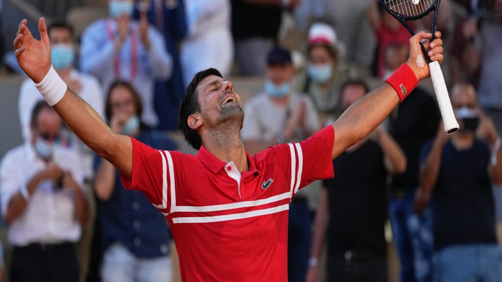 After winning French Open title, Djokovic odds-on to complete Grand Slam clean sweep