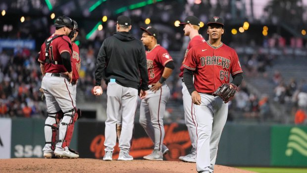 Dismal Diamondbacks present frequent run line fade opportunities with grueling games ahead