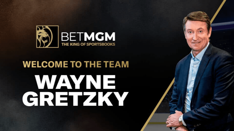 Wayne Gretzky helping to lead sportsbooks' expected betting boom in Canada