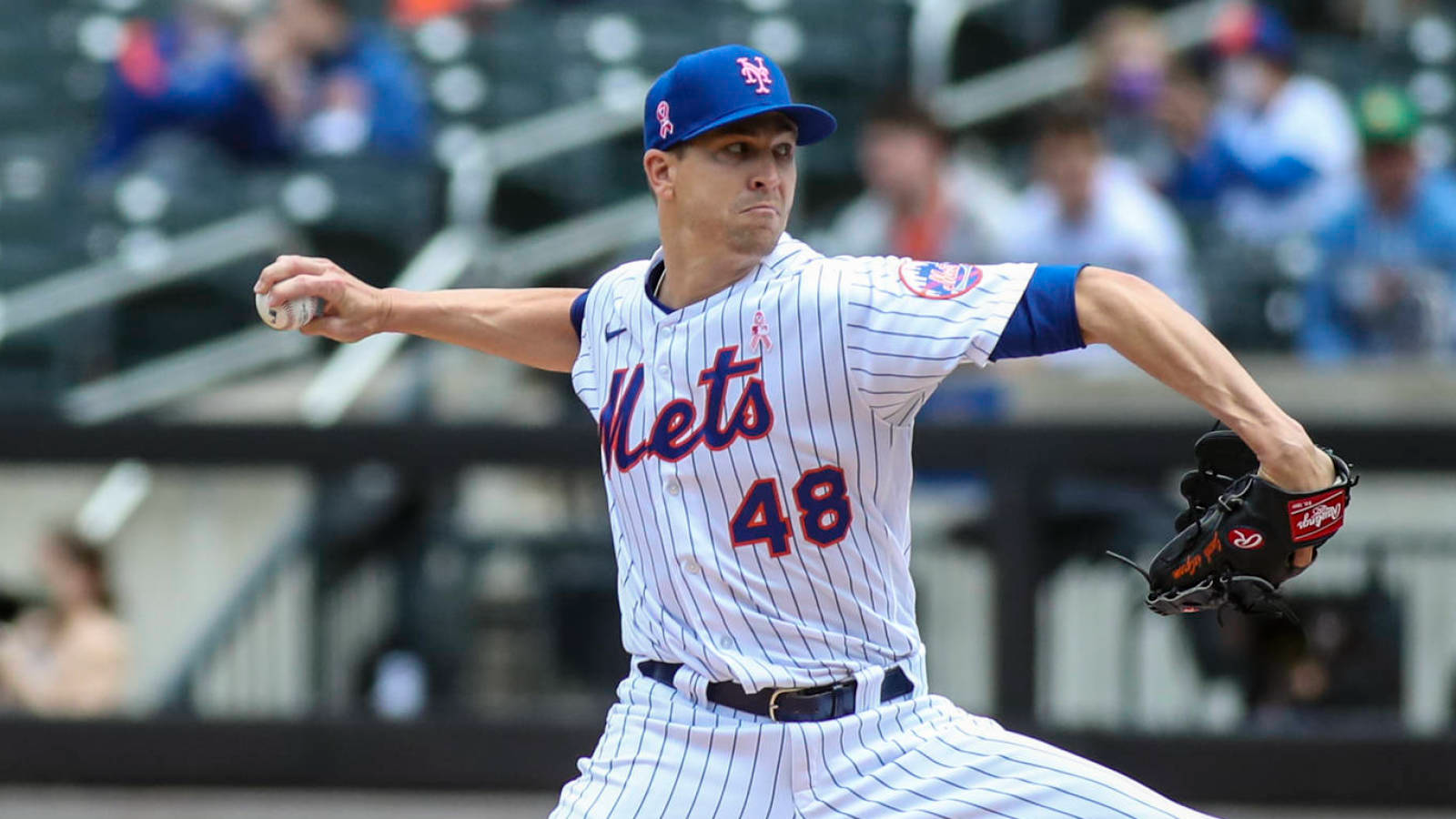 Mets' ace Jacob deGrom rides his repertoire to the top of the NL MVP lists