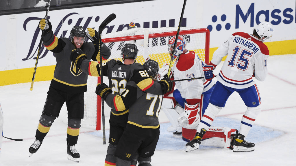 Canadiens vs Golden Knights Game 2 Preview: Golden Knights a Heavy Favorite for Game 2 After Dominant Game 1 Win