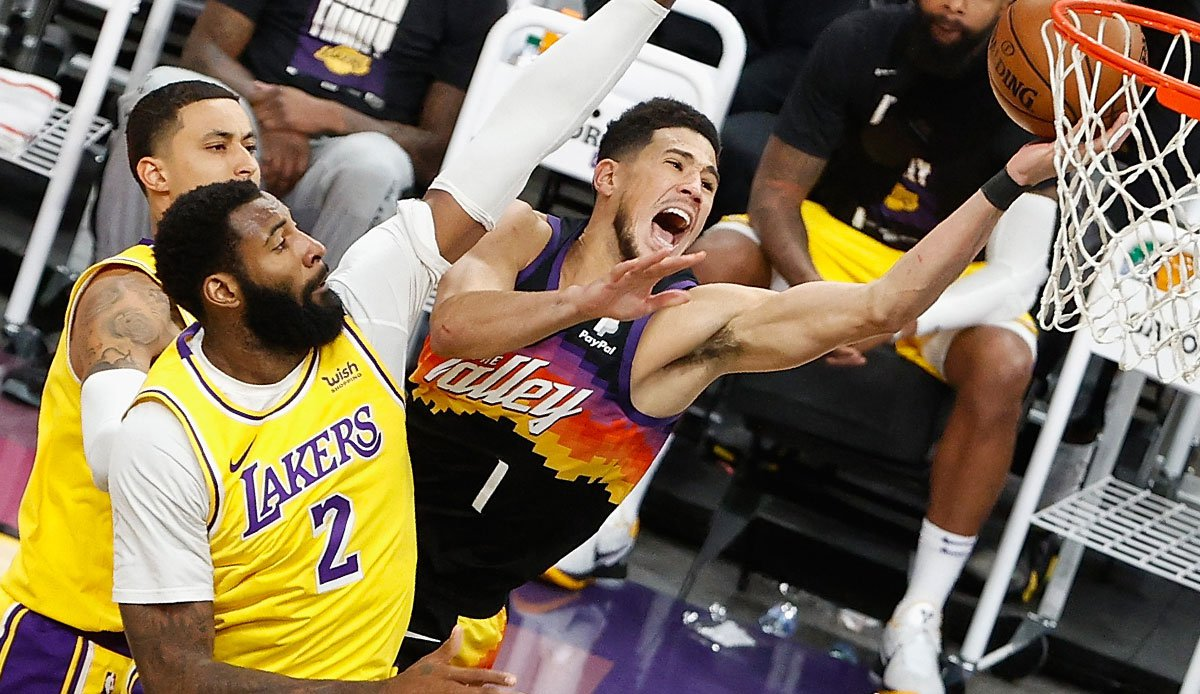 Suns vs Lakers Game 6 Preview: Between AD's Uncertain Status and Game 5 Blowout, Is It Time to Write the Lakers Off?