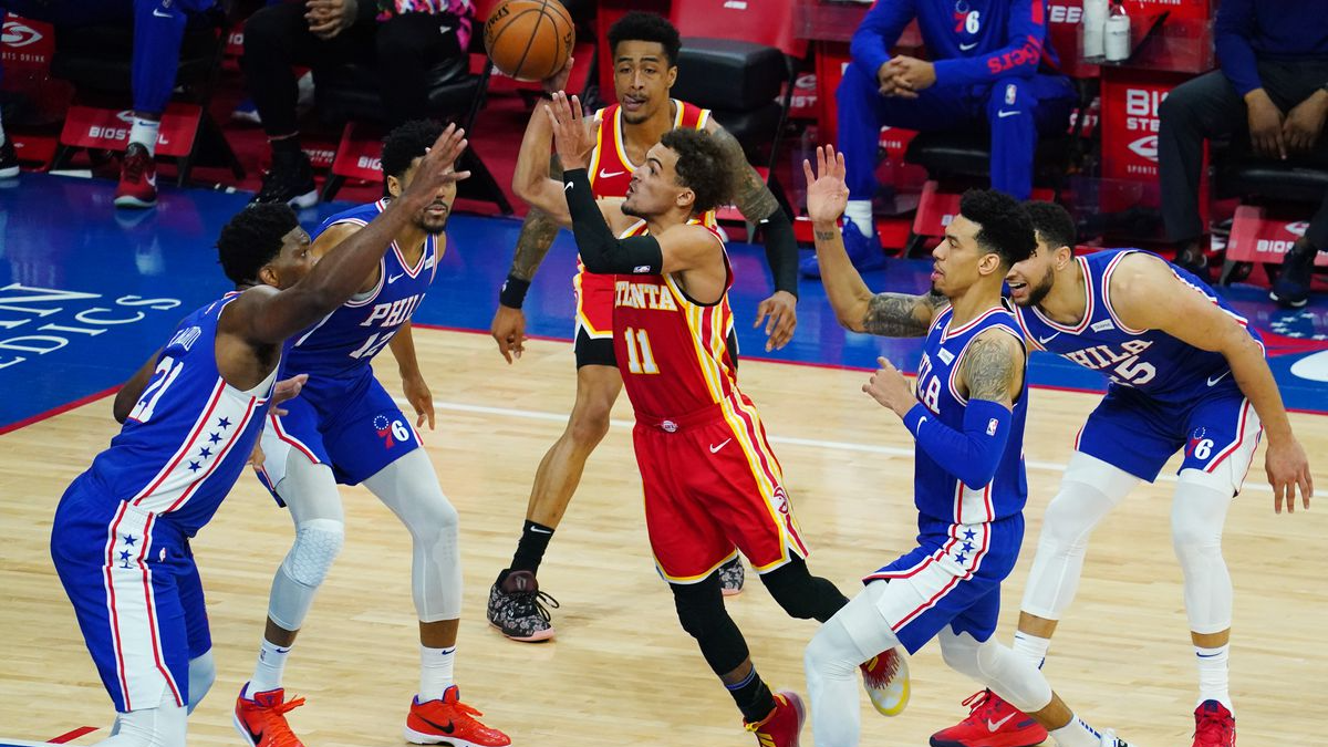 Hawks vs 76ers Game 1 Betting Preview: Top Seeded Sixers Look A Little Vulnerable Heading Into Second Round