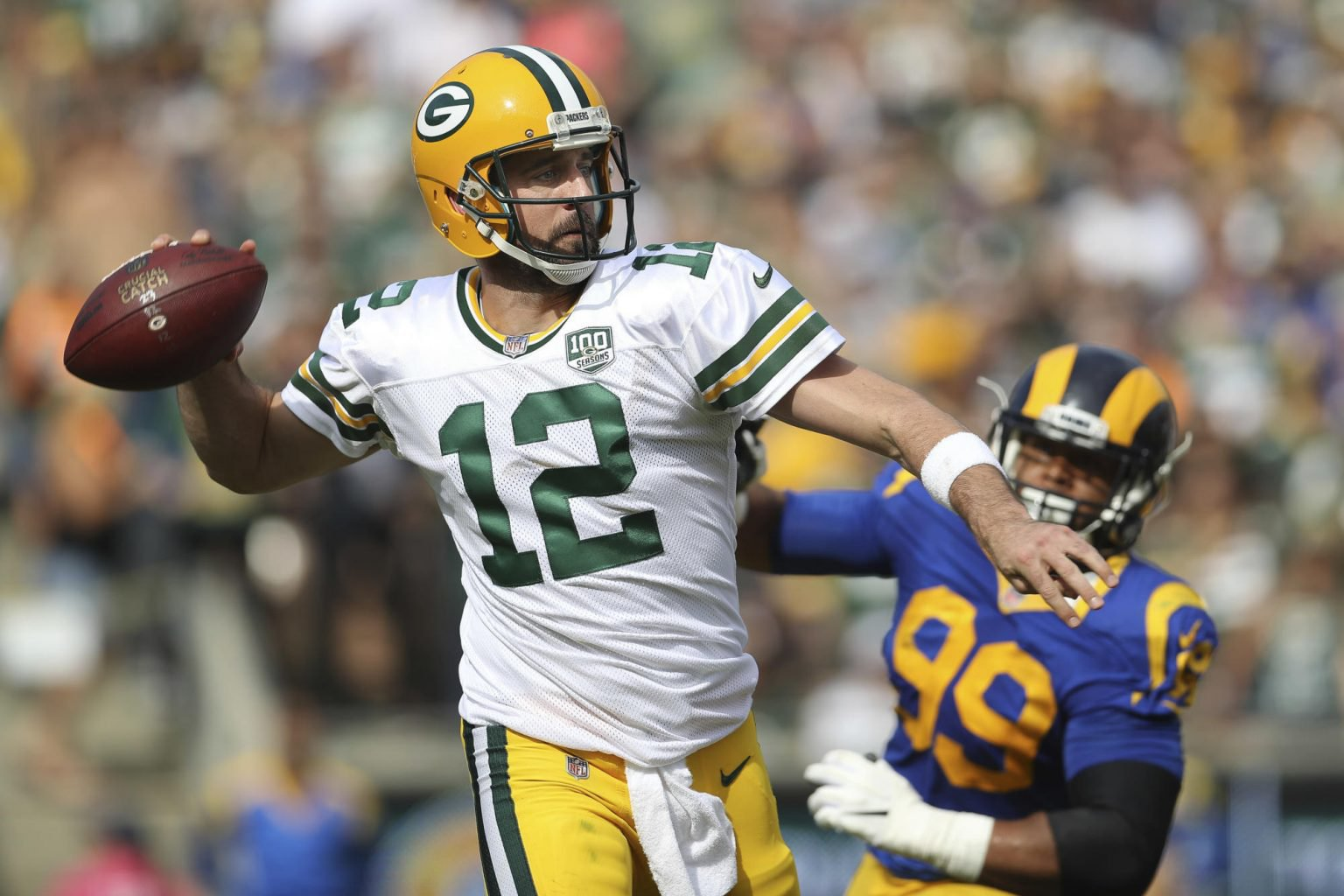 The Aaron Rodgers update and the effect on NFL futures
