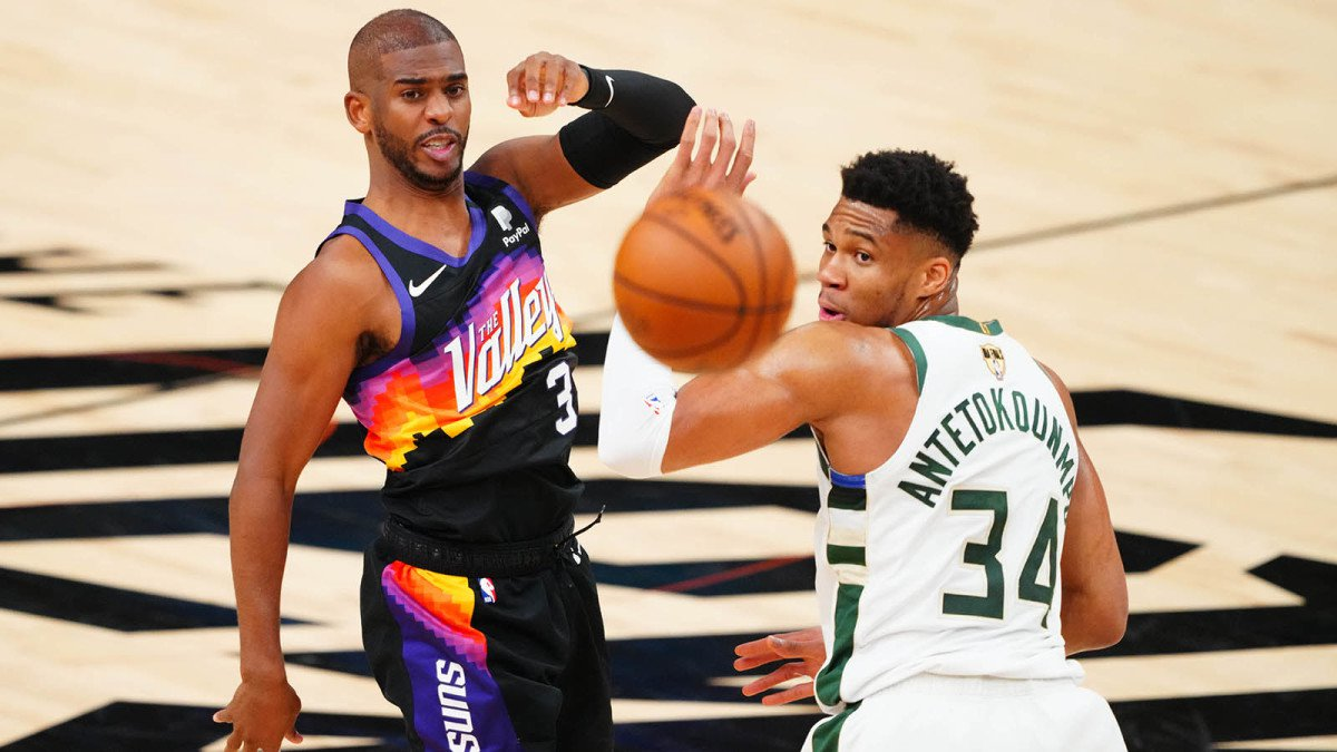 NBA Finals: Where the Suns are trying to finish the Bucks