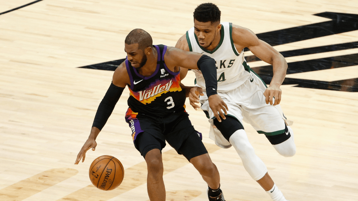 NBA Finals Betting Preview and Odds: Giannis's Status Looms Large as Bucks and Suns Look to Fulfill Their Championship Destiny
