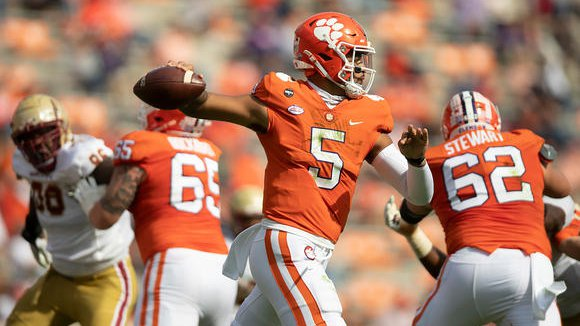 ACC Atlantic Division Betting Preview and Odds: Lucky Number Seven Looms for Reloading Clemson