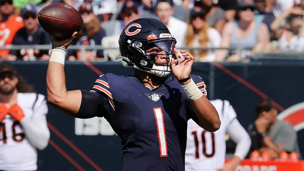 Chicago Bears vs Cleveland Browns Betting Preview: Can Fields Fire Bears to Road Upset in First NFL Start?